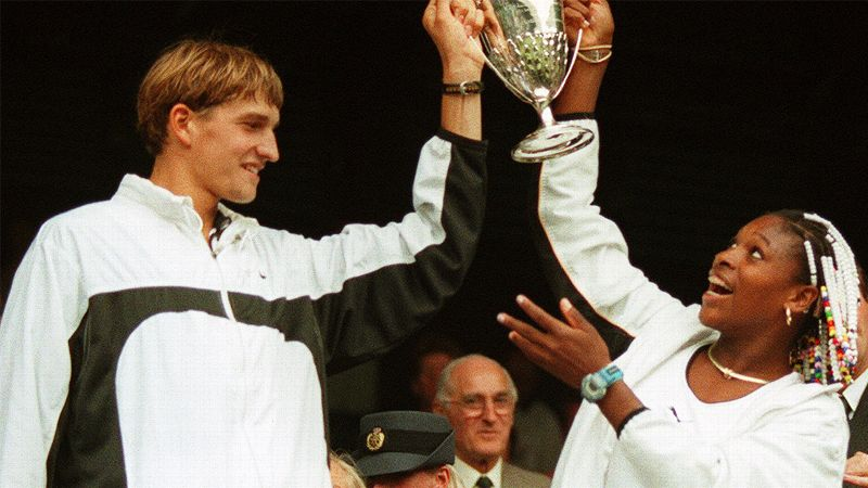 1998: Mixed Doubles Championship With Max Mirnyi