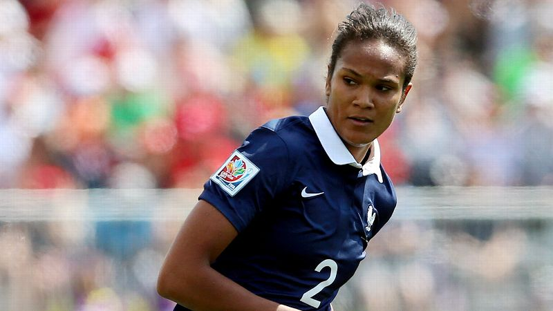Wendie Renard, France, center back