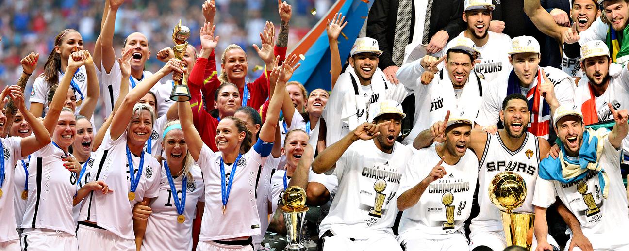 Spurs/USA