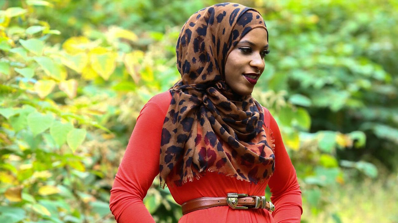 Ibti Muhammad says she's not yet sure whether she'll compete in the 2020 Tokyo Olympics.