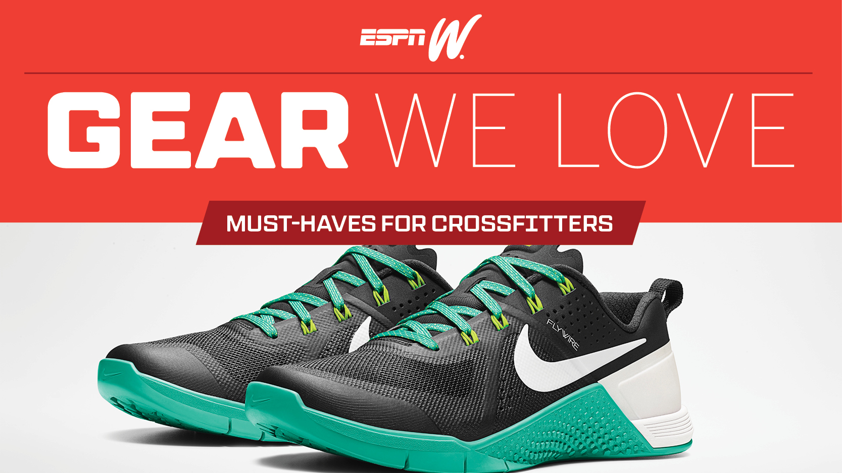 espnW Gear We Love CrossFit