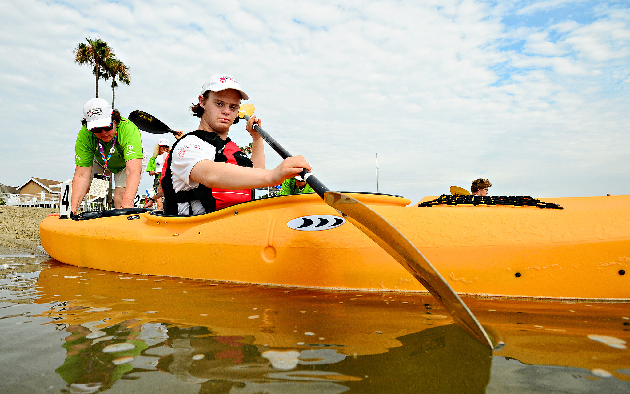 Kayak determination