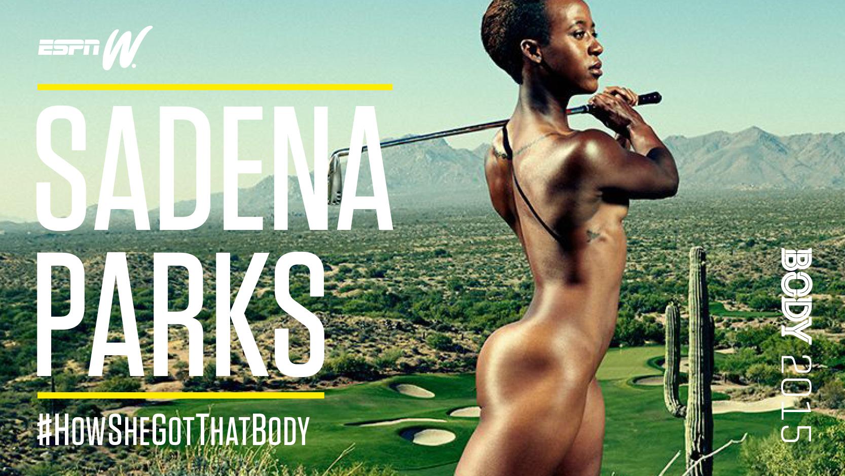 espnW #HowSheGotThatBody MEM - Sadena Parks