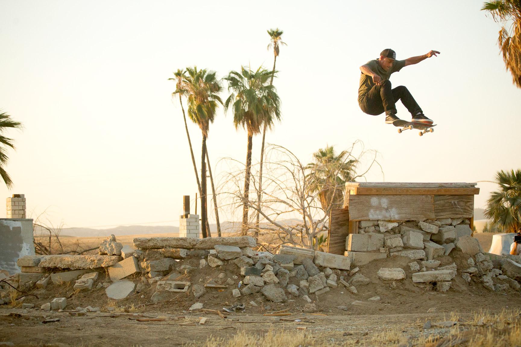 Omar Hassan, Bakersfield, California