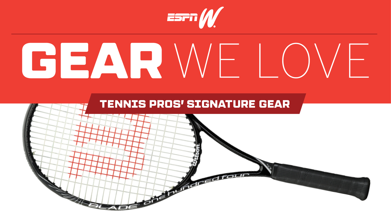 Gear We Love Pro Tennis mem