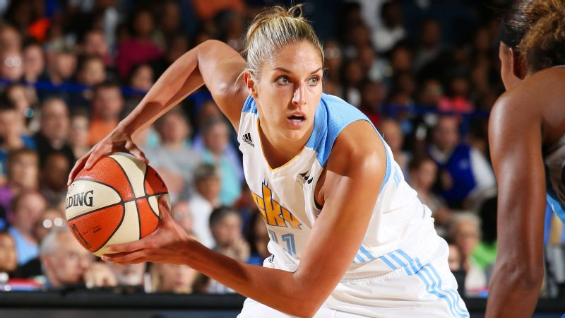 Most Valuable Player: Elena Delle Donne, Chicago