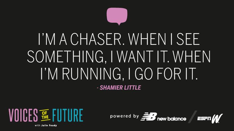 Voices of the Future - Shamier Little