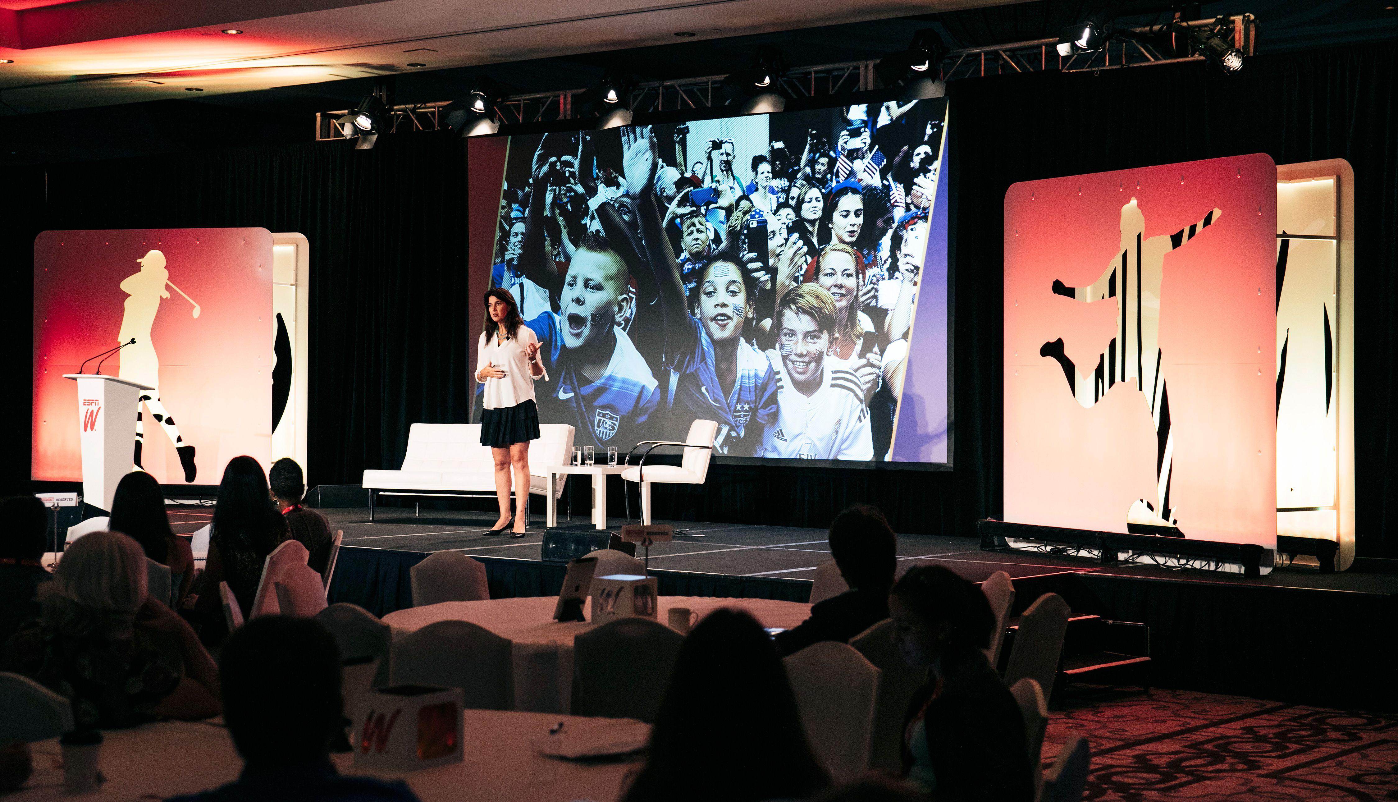 2015 espnW: Women  Sports Summit: The Year of the Woman
