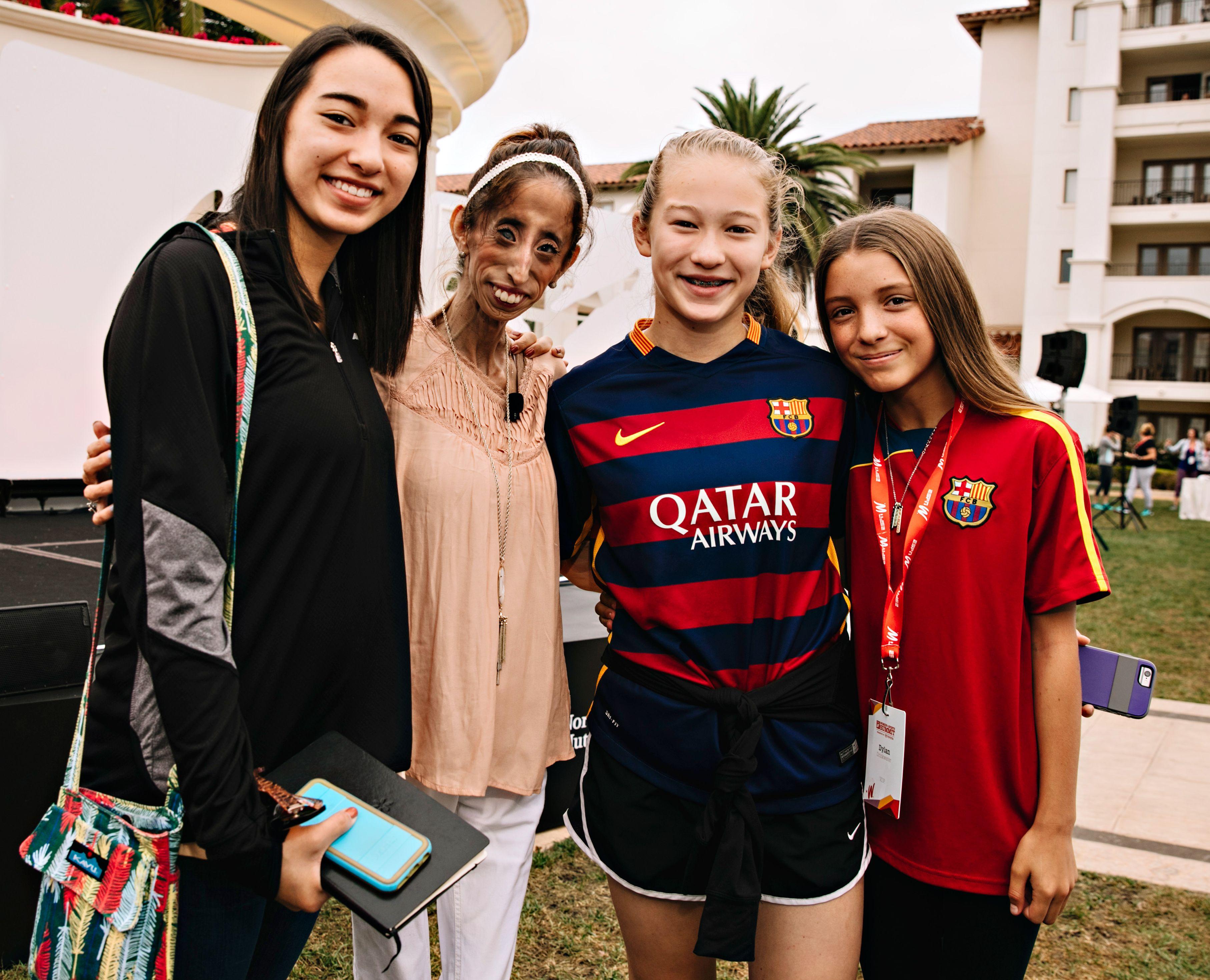 espnW: Women  Sports Summit: Lizzie Velasquez