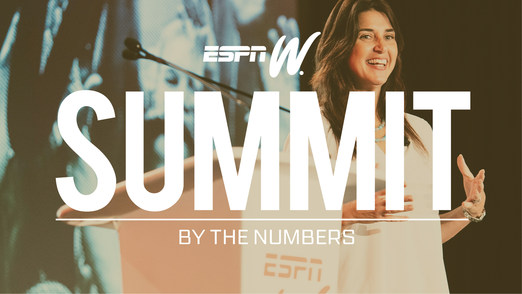 espnW By The Numbers: SUMMIT