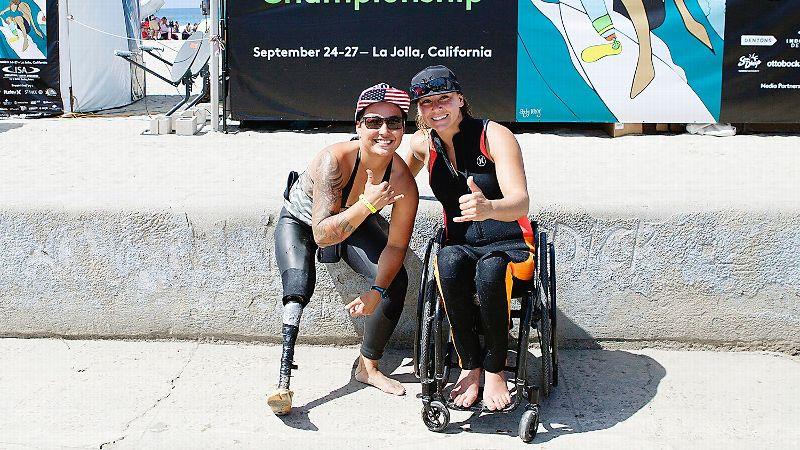 ISA Adaptive Surf Championships