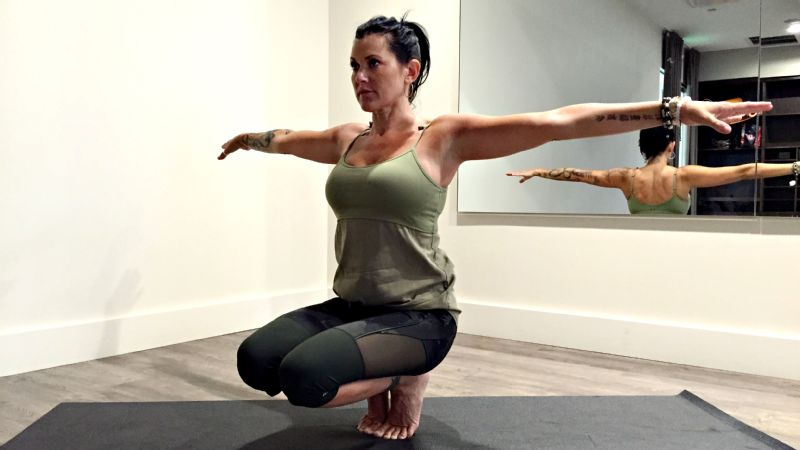 Stretch Yourself -- Five Yoga Poses To Prevent Aching Feet