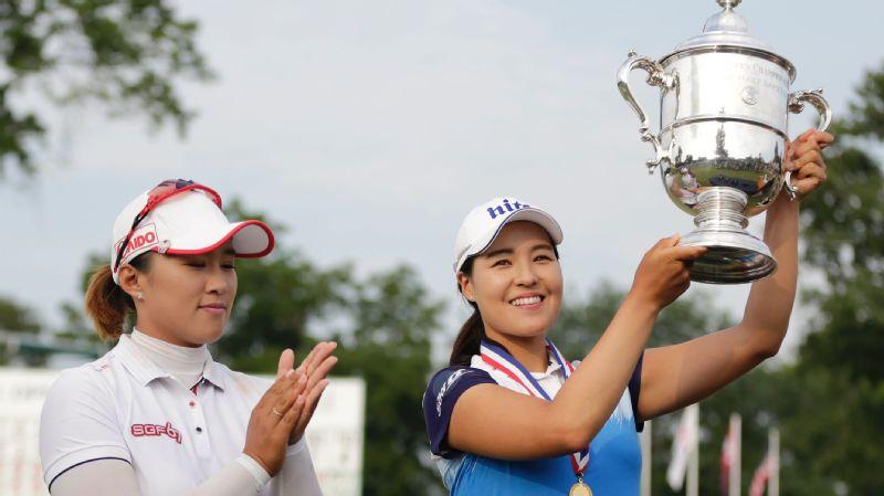 July 12: U.S. Women's Open