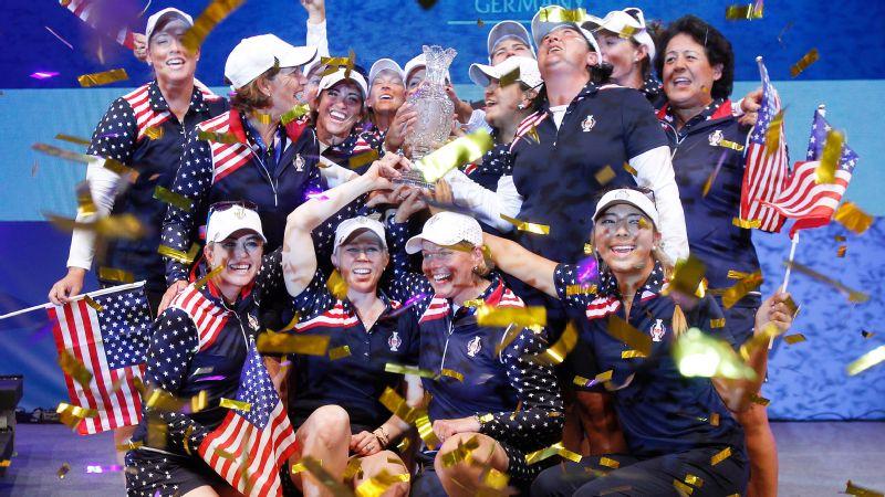 LPGA's Defining Moments
