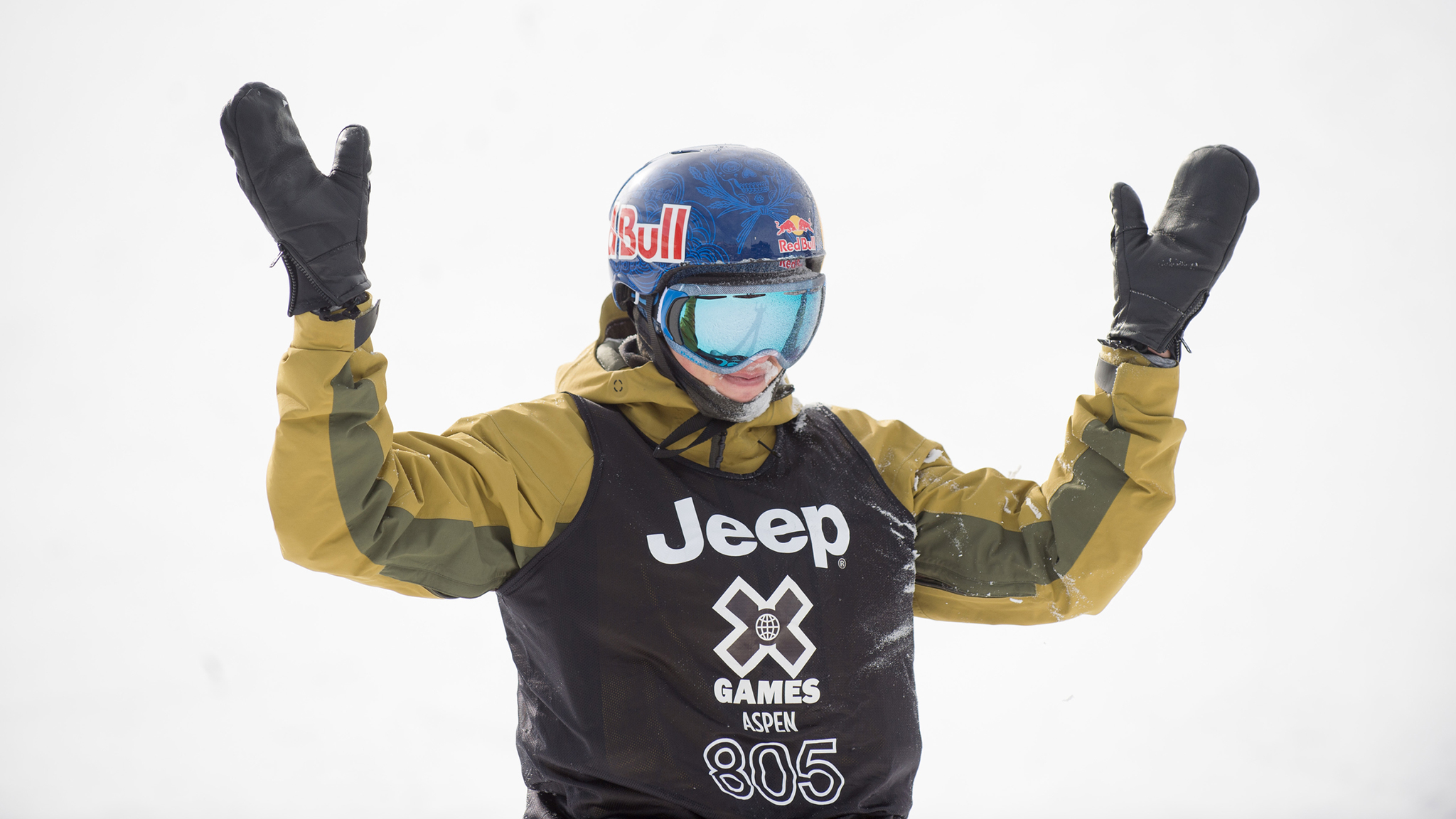 5: Mark McMorris doubles up, again