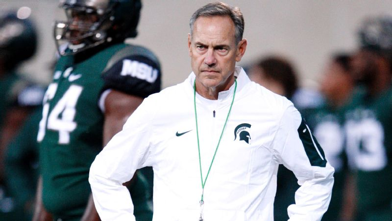 Despite a rash of off-field problems that have plagued his team, Michigan State head coach Mark Dantonio says it's been an outstanding summer in terms of preparation and accountability.