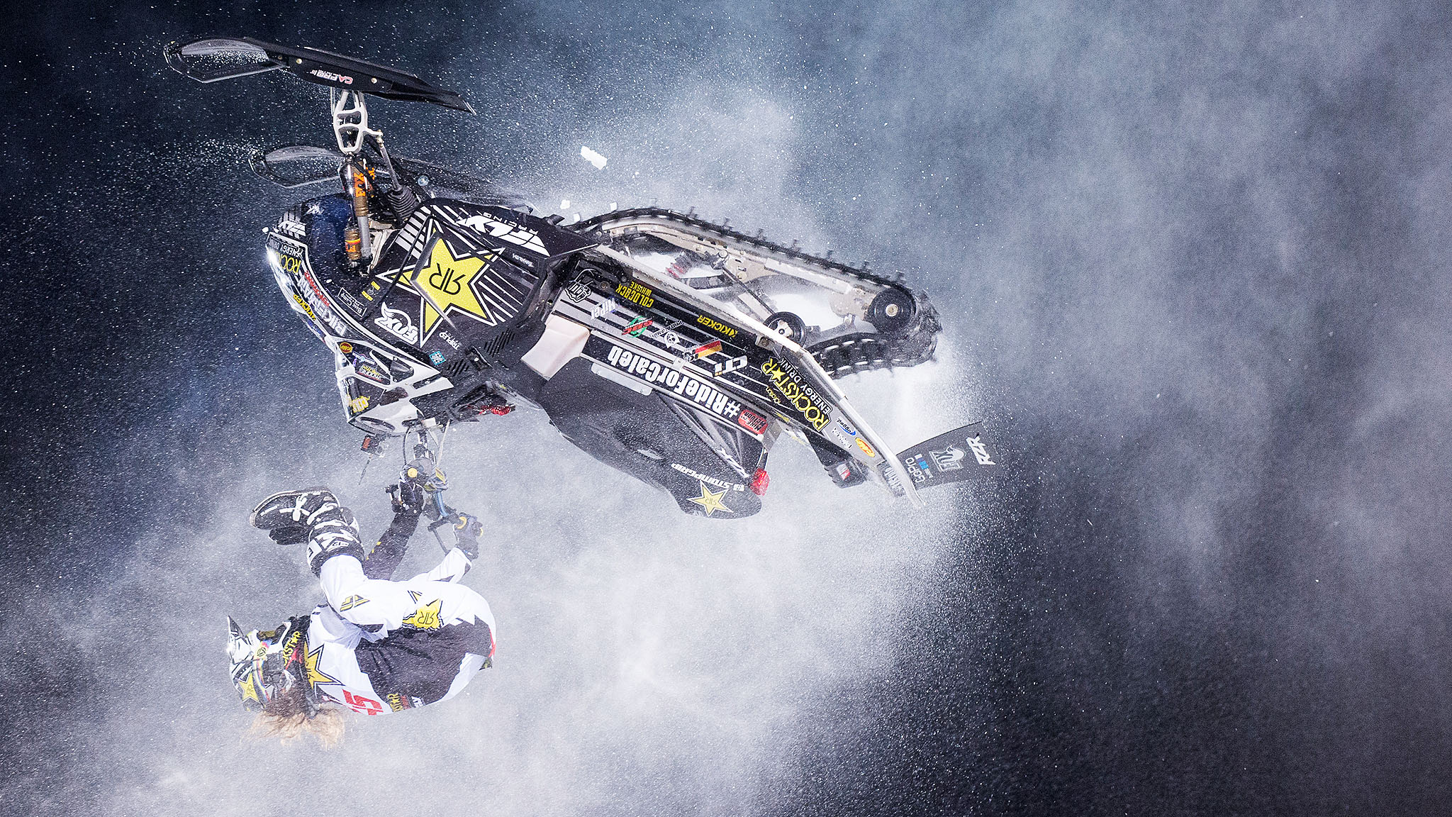 To some people, Ill always be the little brother, says Colten Moore, who returns to Snowmobile Freestyle for X Games Aspen 2016.