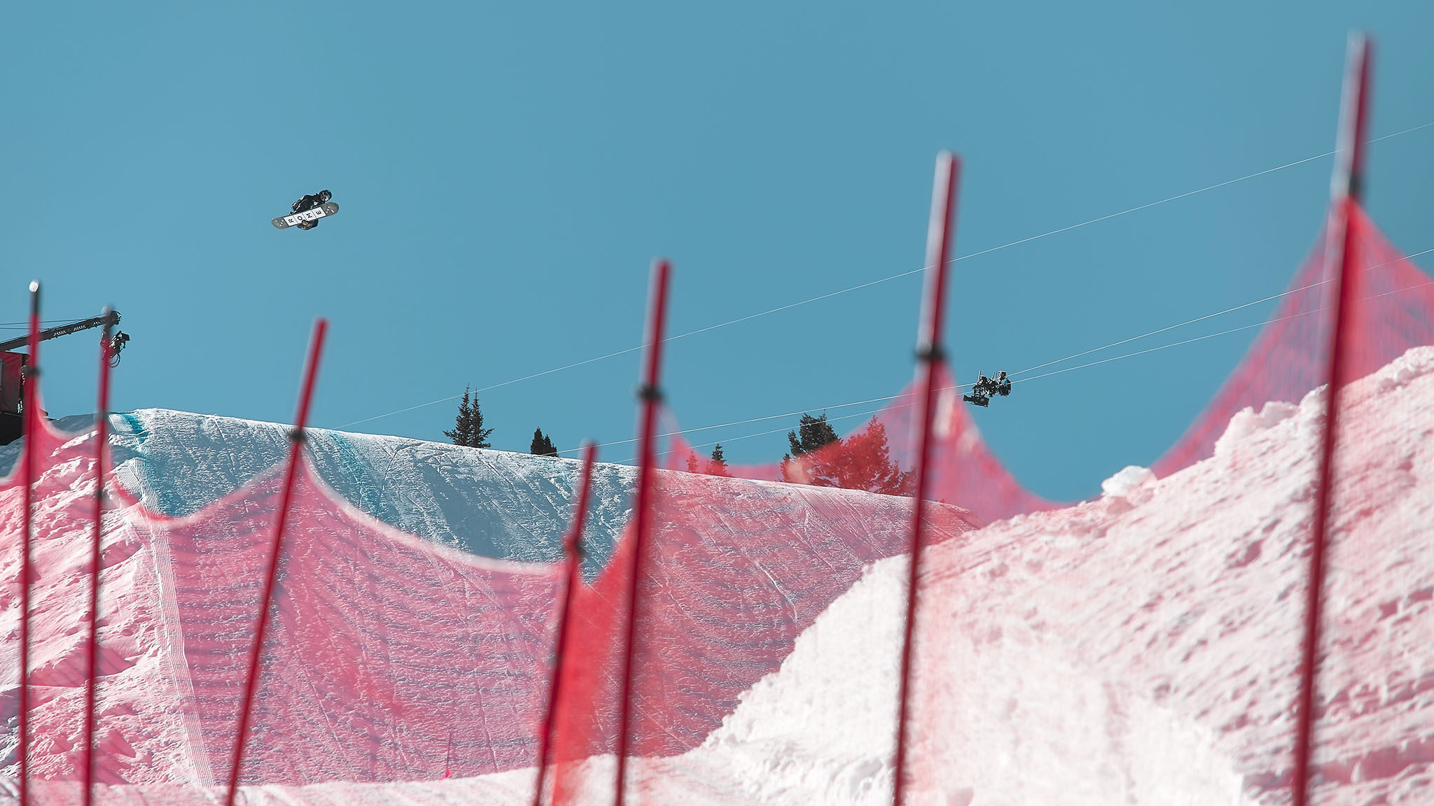 Men's Snowboard Slopestyle