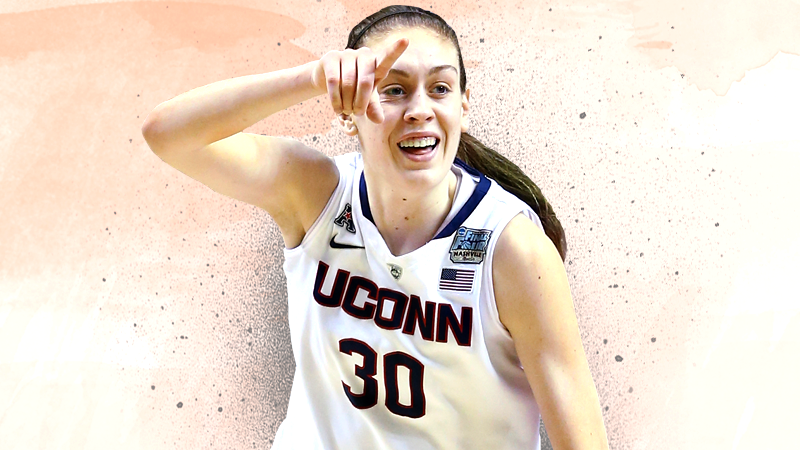 Growing Up Stewie - Breanna Stewart