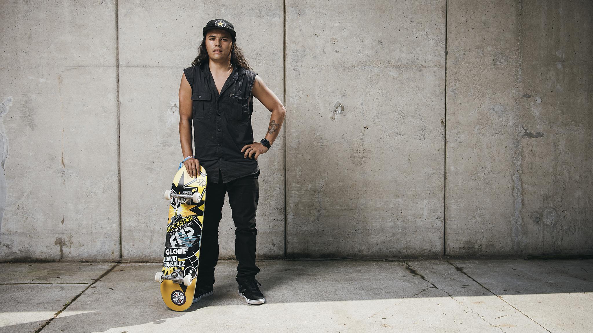 Men's Street: David Gonzalez