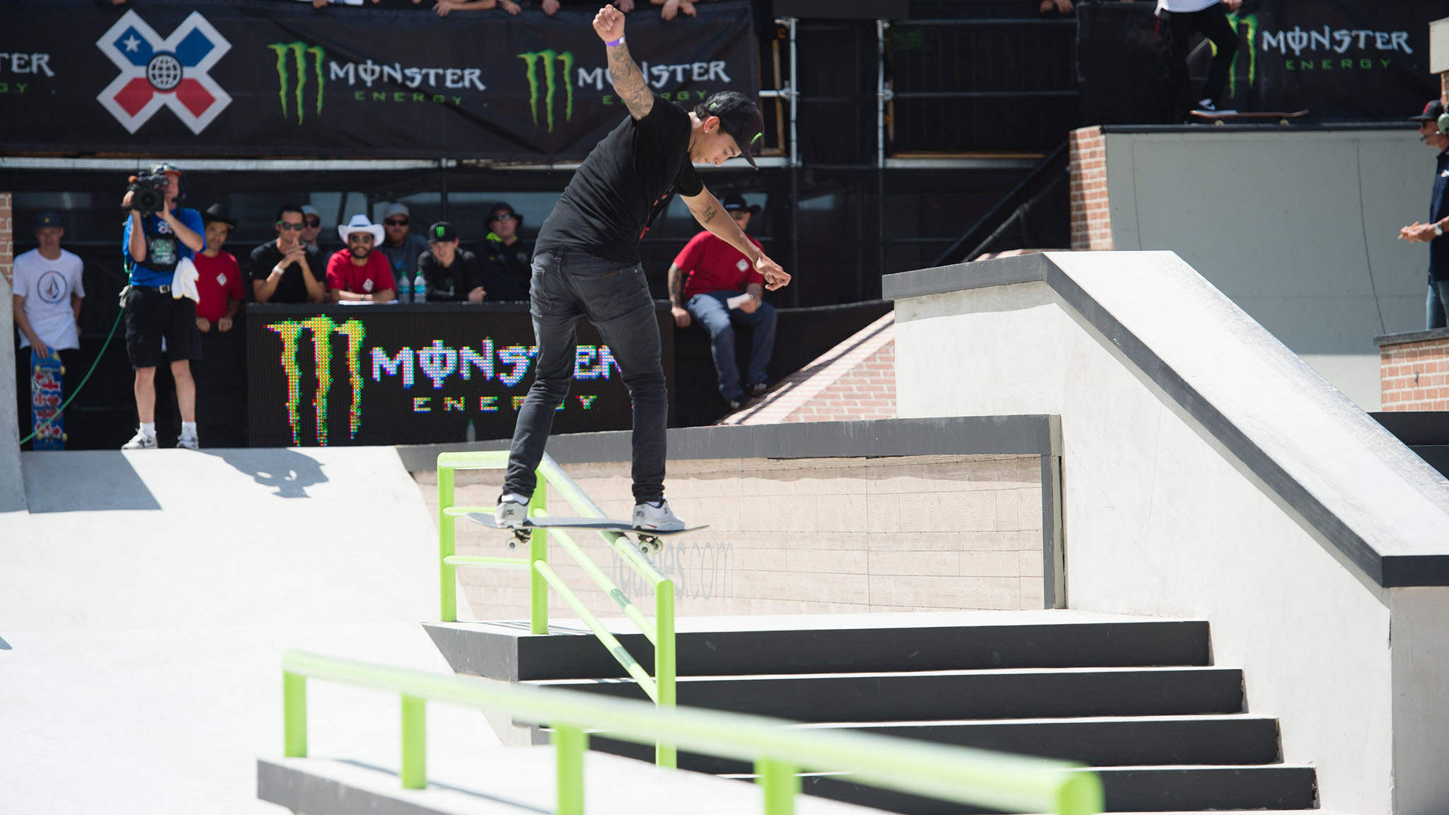 Men's Skateboard Street: Nyjah Huston