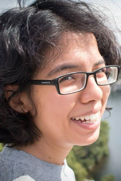 Writer Shalene Gupta