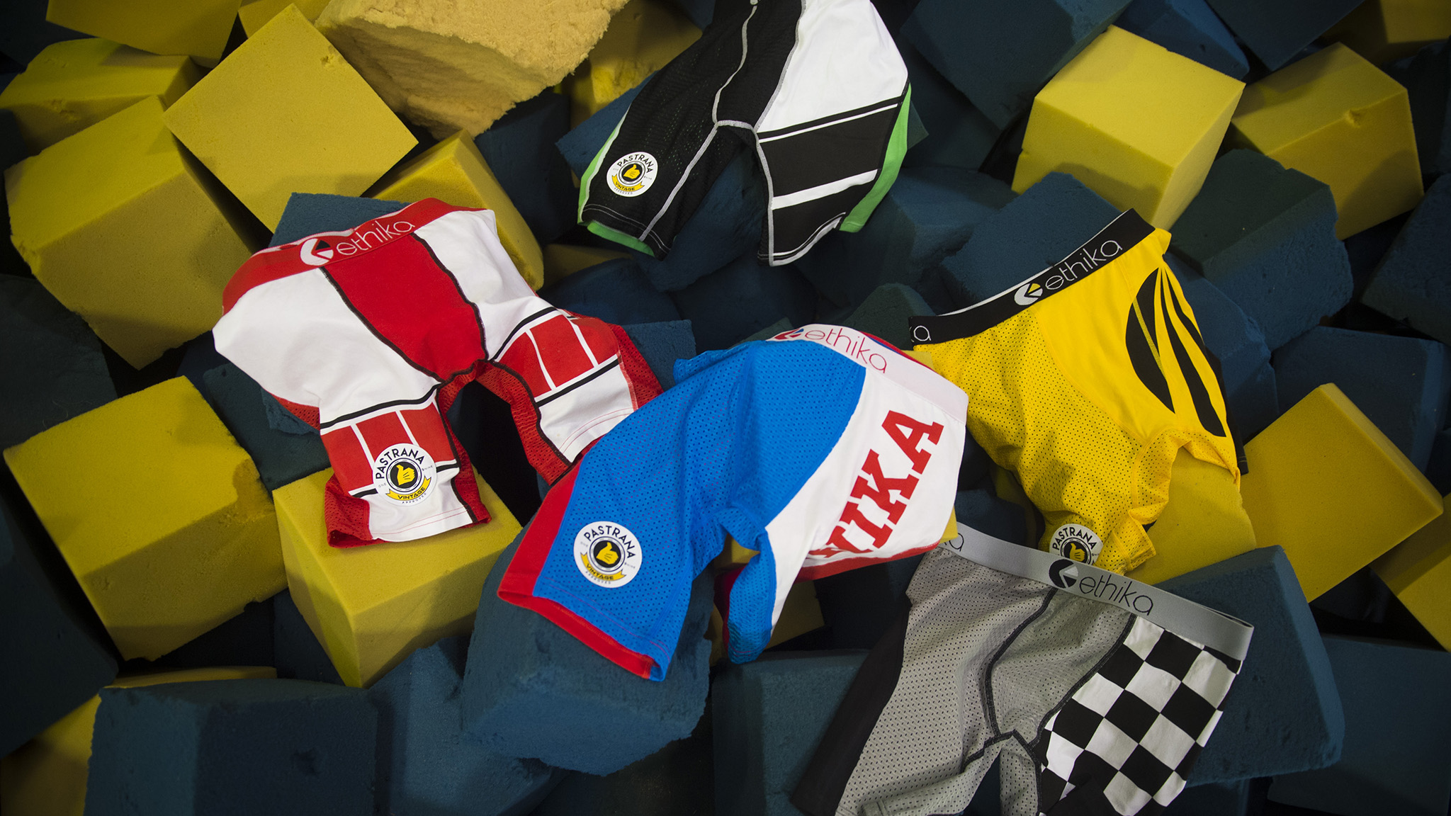 The Pastrana collection