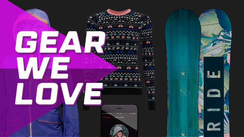 Gear We Love - Spring Break Ski Trip