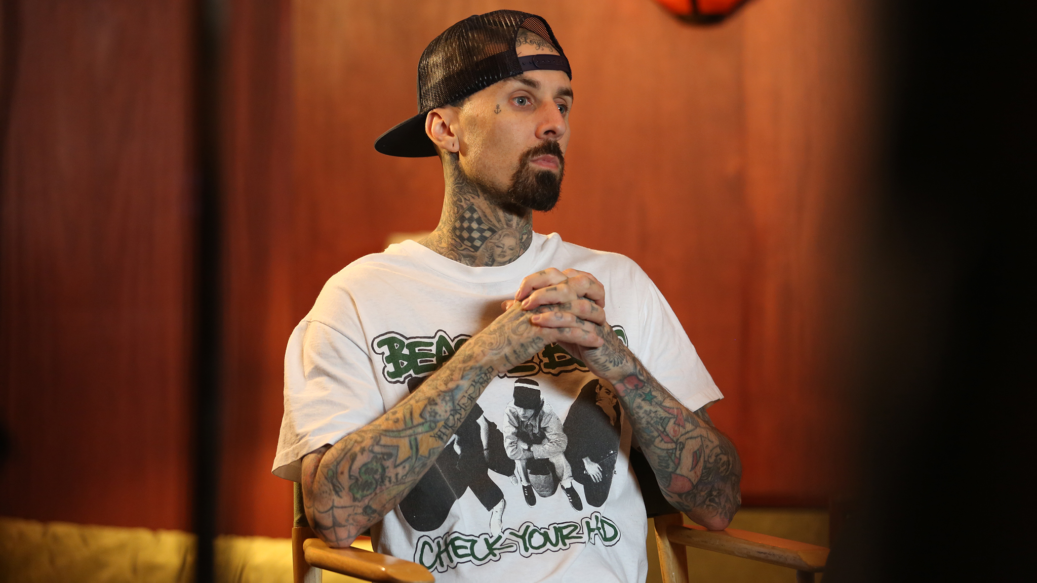 Introducing Travis Barker