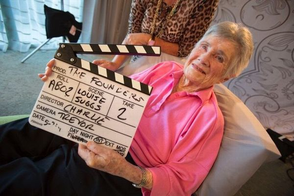 Do you have any idea how important this story is? Louise Suggs asked The Founders directors when they approached her to be in the film.