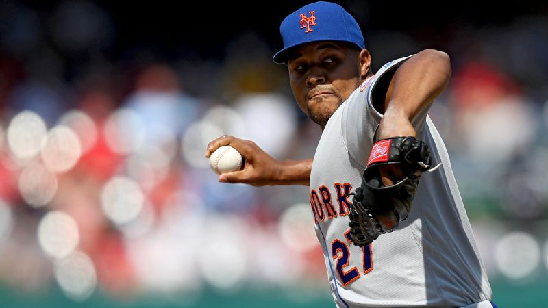 New York's Jeurys Familia