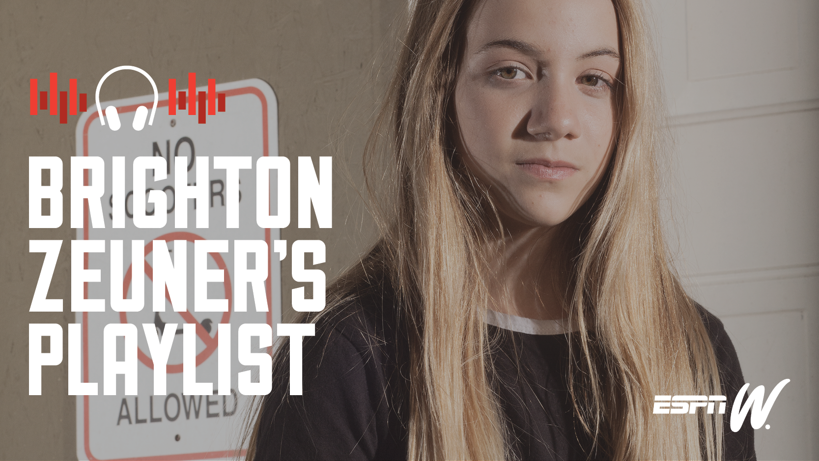 Spotify Athlete Playlist - Brighton Zeuner