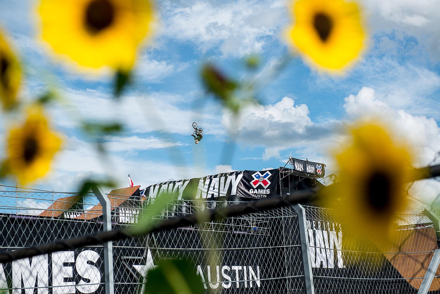 BMX Big Air practice ~ Douglas Oliveira