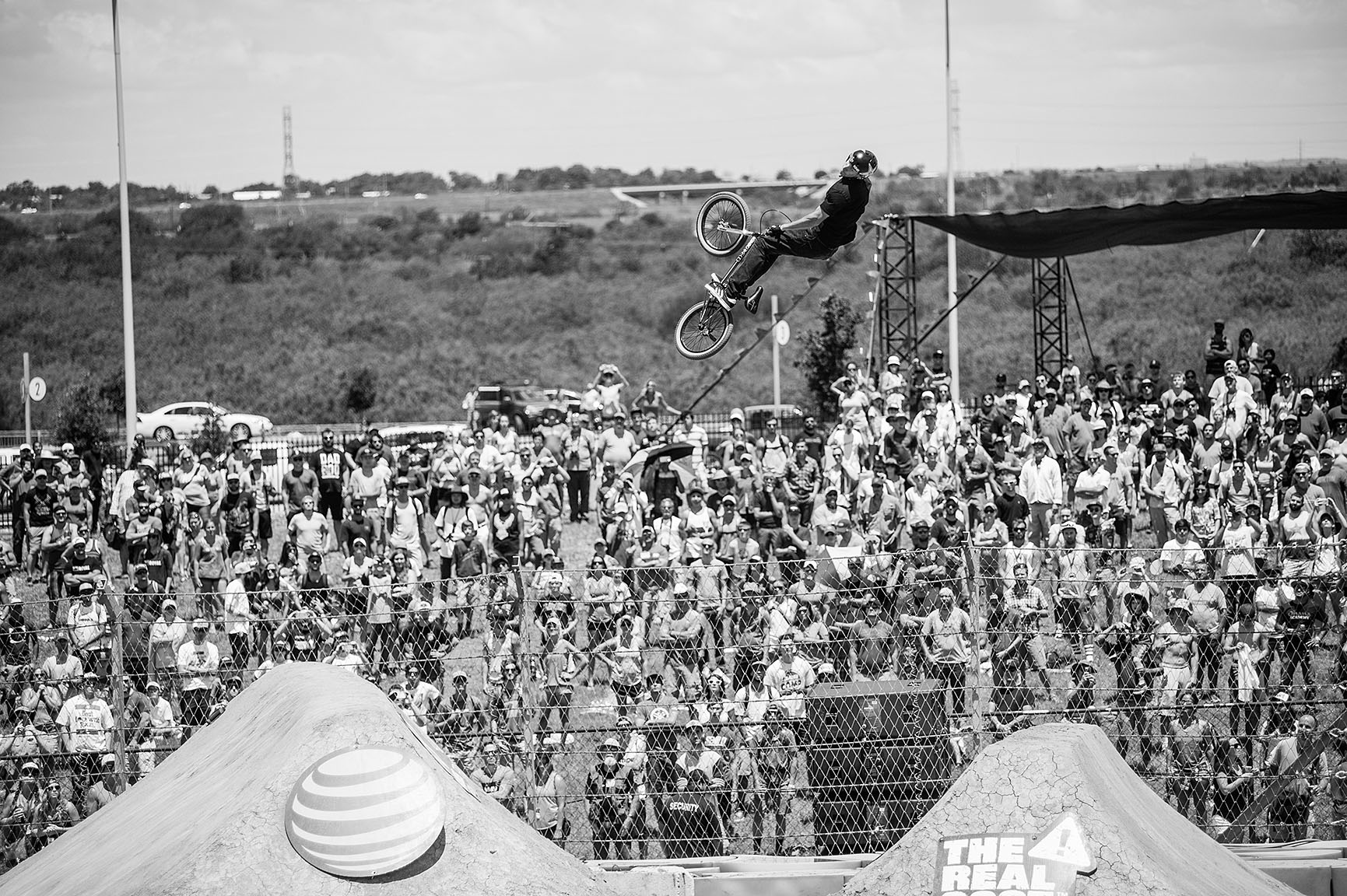 BMX Dirt final ~ Chris Doyle