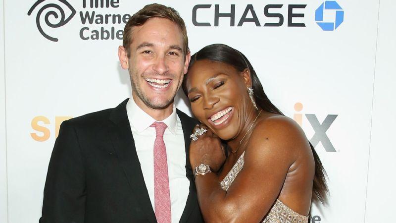 Ryan White and Serena Williams