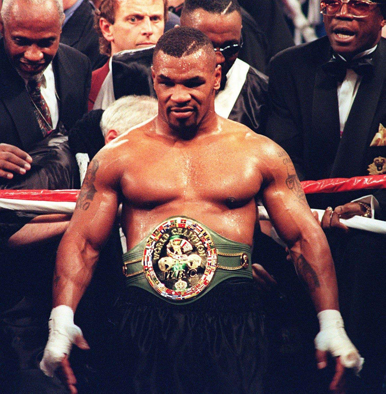 Baddest man in boxing