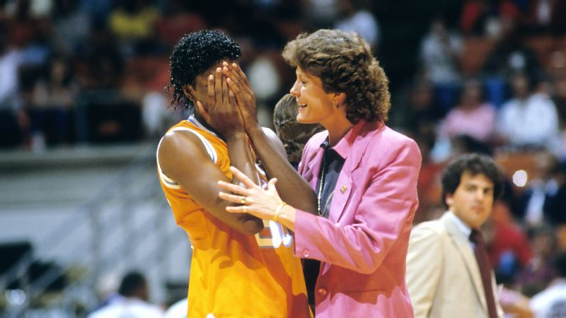 Bridgette Gordon, Pat Summitt