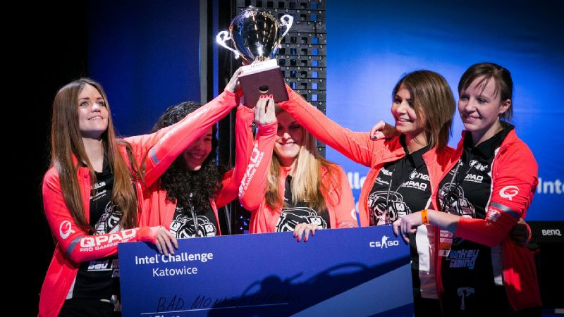 Bad Monkey Gaming took home first place at the 2015 Intel Challenge Katowice.