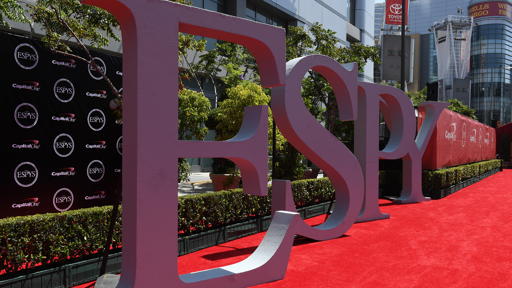 ESPYs Day is here!