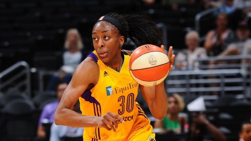 MVP: F Nneka Ogwumike, Los Angeles