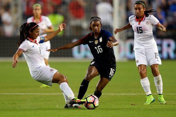 Crystal Dunn vs. Costa Rica