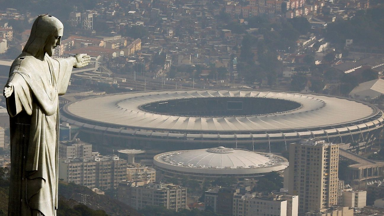 Maracana Stadium will host the opening ceremony and soccer matches during the Rio Olympics.