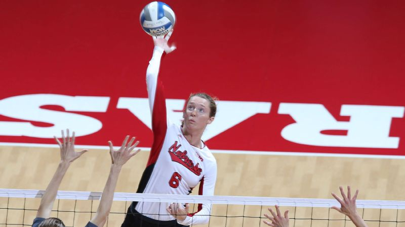 Kadie Rolfzen, outside hitter, Nebraska