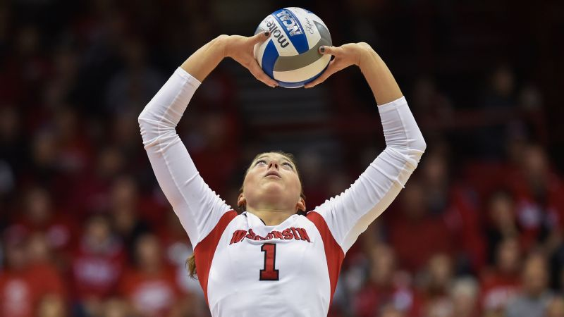 Lauren Carlini, setter, Wisconsin