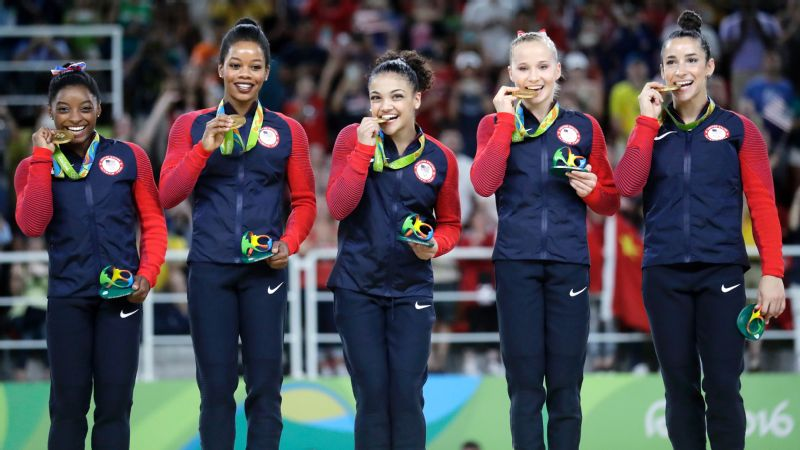 The Final Five crushed the competition and warmed the hearts of gymnastics enthusiasts around the globe.