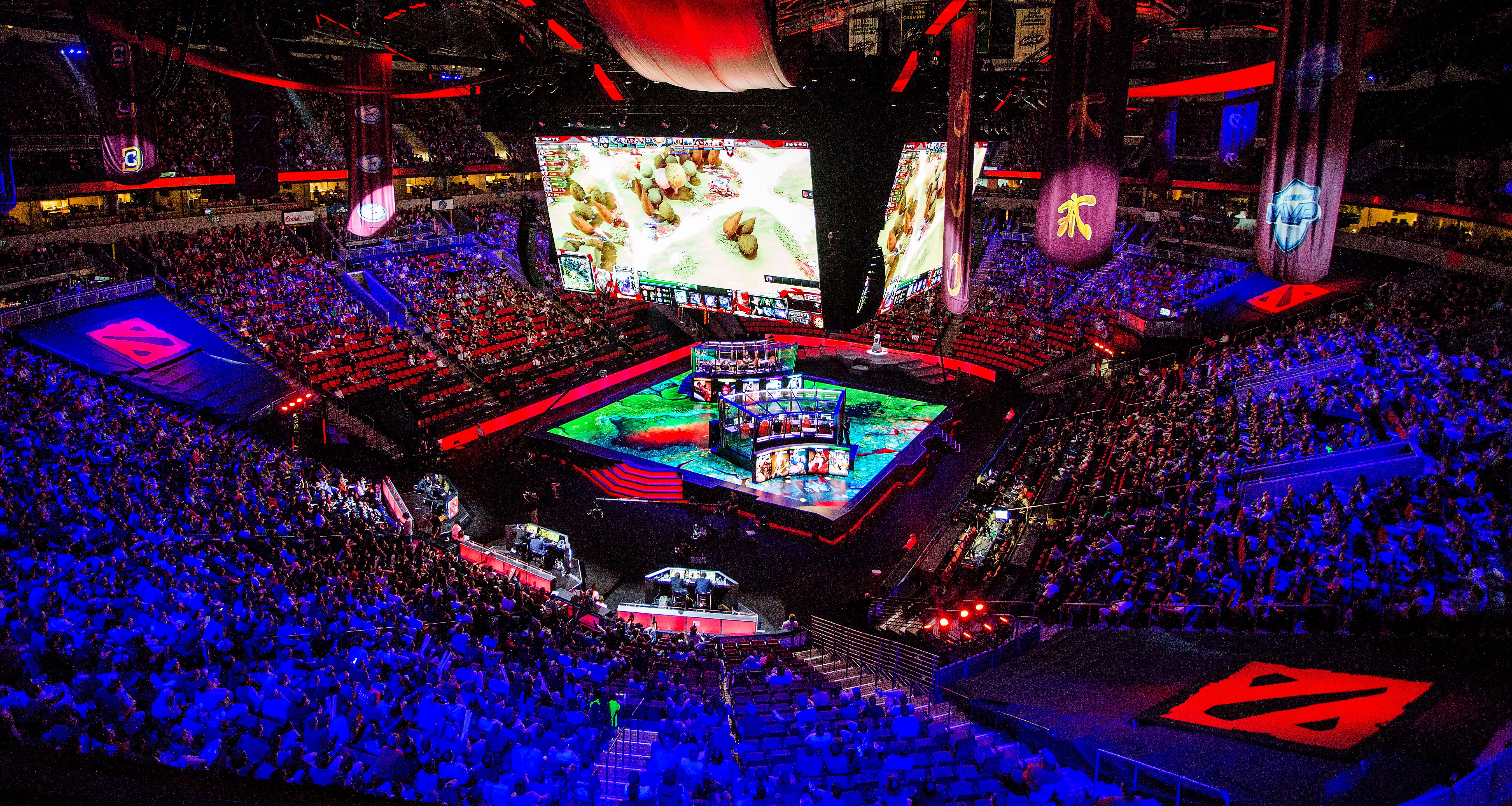 Photos: Best of The International 2016-Key Arena