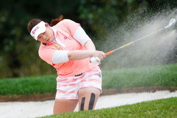 Ariya Jutanugarn is trying for her third straight win this week at the LPGA Manulife Classic and will break out her driver in the attempt.
