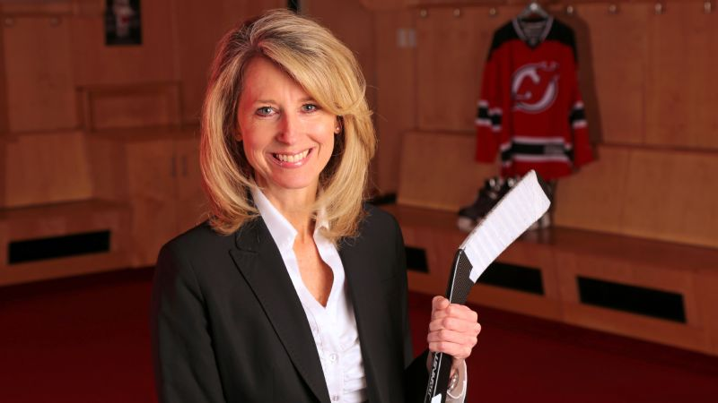Donna Daniels always used to tell her dad, Wouldn't it be great if I went to work at Madison Square Garden every day? She used that focused passion to launch her sports career, going on to spend 25 years in the NBA before joining the New Jersey Devils.