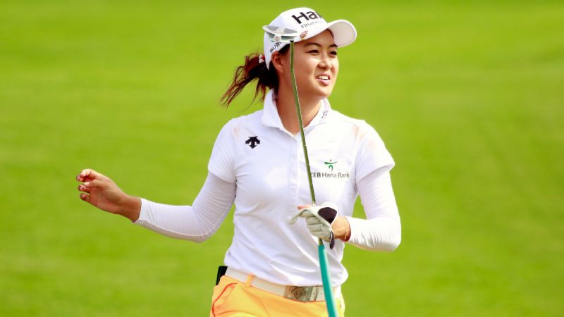 Minjee Lee