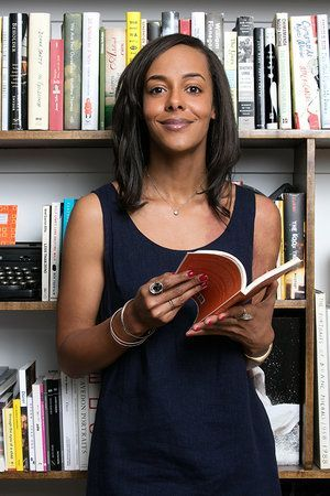 Lisa Lucas is the executive director at the National Book Foundation.